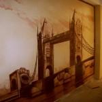 фрески интерьер