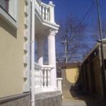лепнина фасада