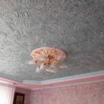 лепной потолок