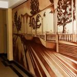 фрески в дизайне интерьера