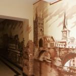 фрески в декоре