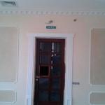 лепнина двери