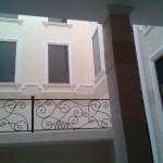 лепнина балкон