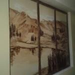 новые фрески